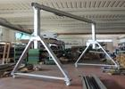 Aluminum Gantry Cranes lightweight portable
