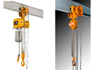 electric chain hoist kito